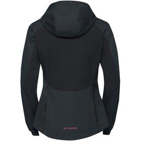 VAUDE Chiva III Softshell Jacket Women phantom black
